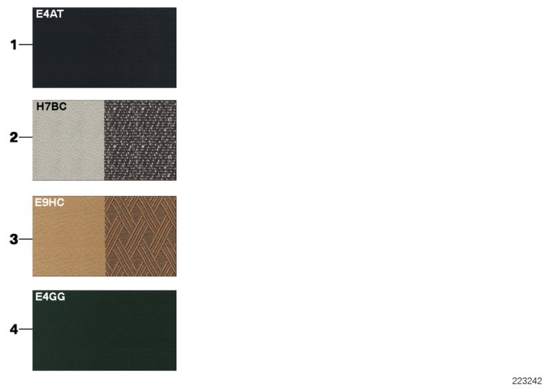 AM33 Samples, Upholstery Colors, Leather/fabr-01_0972