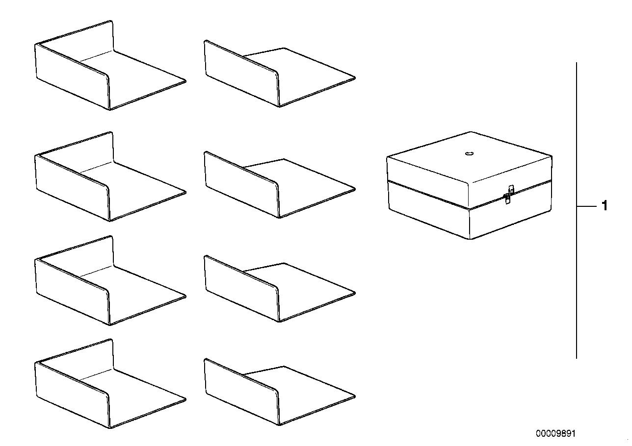 AM33 Luggage Compatment Box
