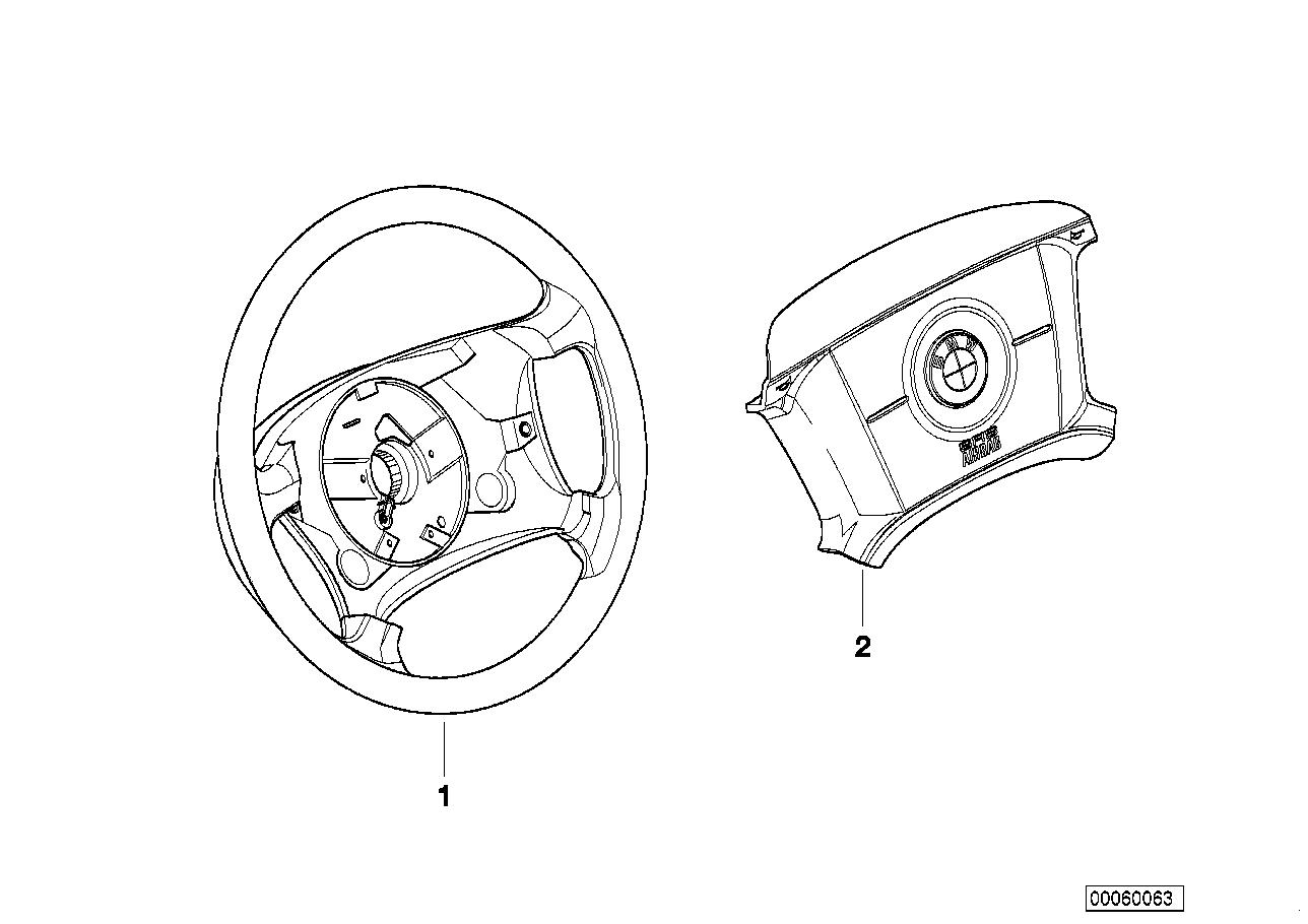 AM33 Wood/leather Steering Wheel Rim-03_0358