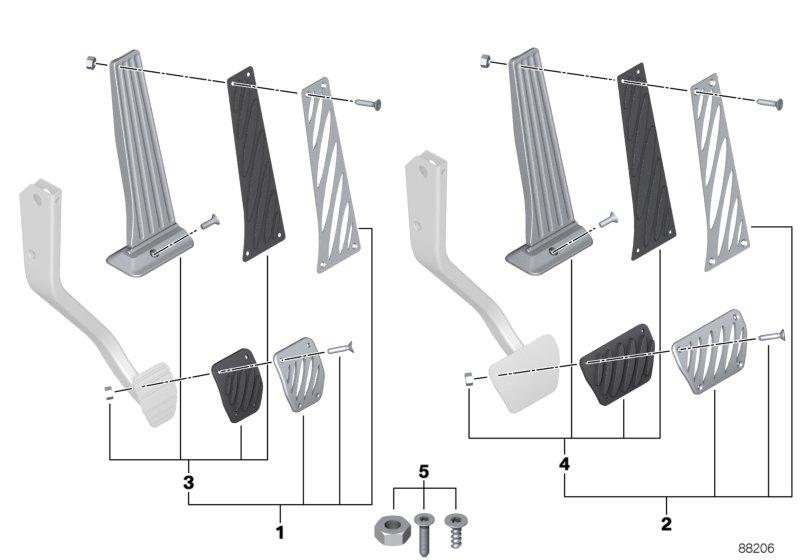 AM33 Aluminum Pedal Covers-03_0422