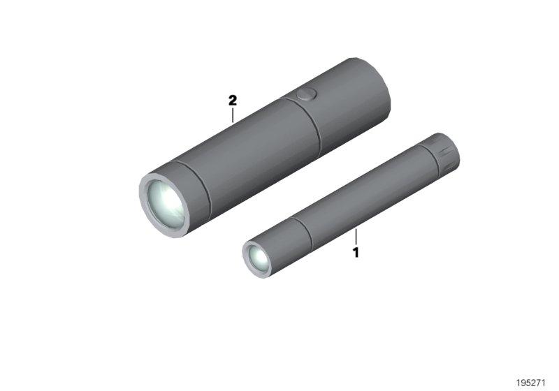 AM33 Flashlight, LED-03_2170