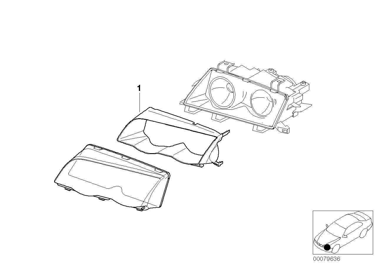 AM33 Retrofit Kit, Titanium Covers, Headlight-03_2182