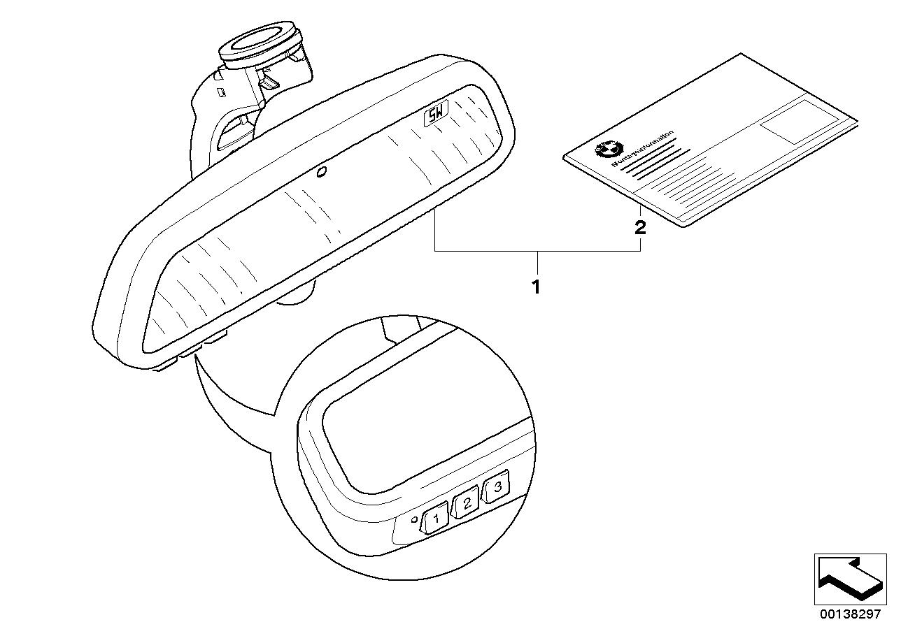 AM33 Remote Control/compass Interior Mirror-03_2495