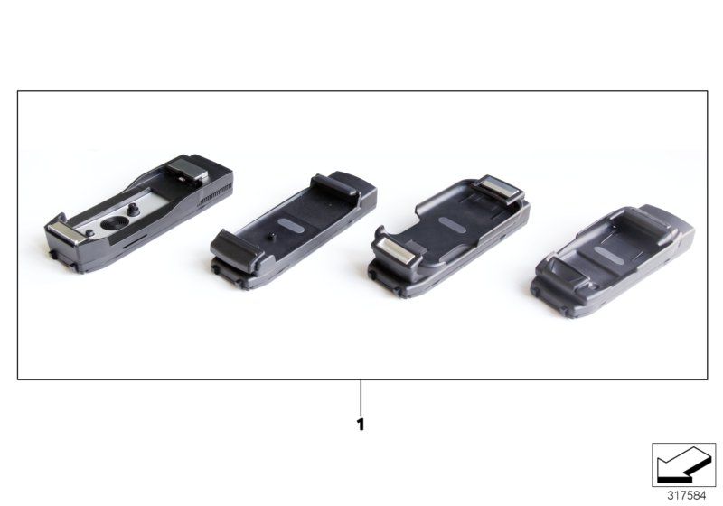 AM33 Snap-in adapter, BlackBerry/RIM devices 03_2750