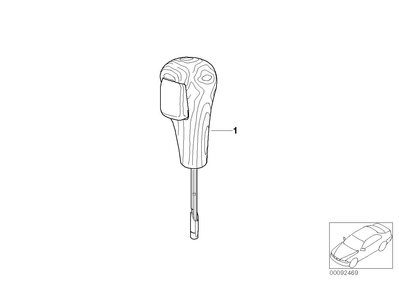 AM33 Retrofit, Wooden Selector Lever Knob-03_2847