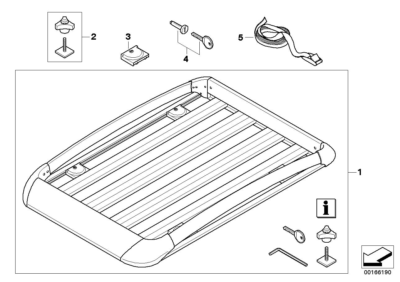 AM33 Luggage Basket Aluminium-03_3301