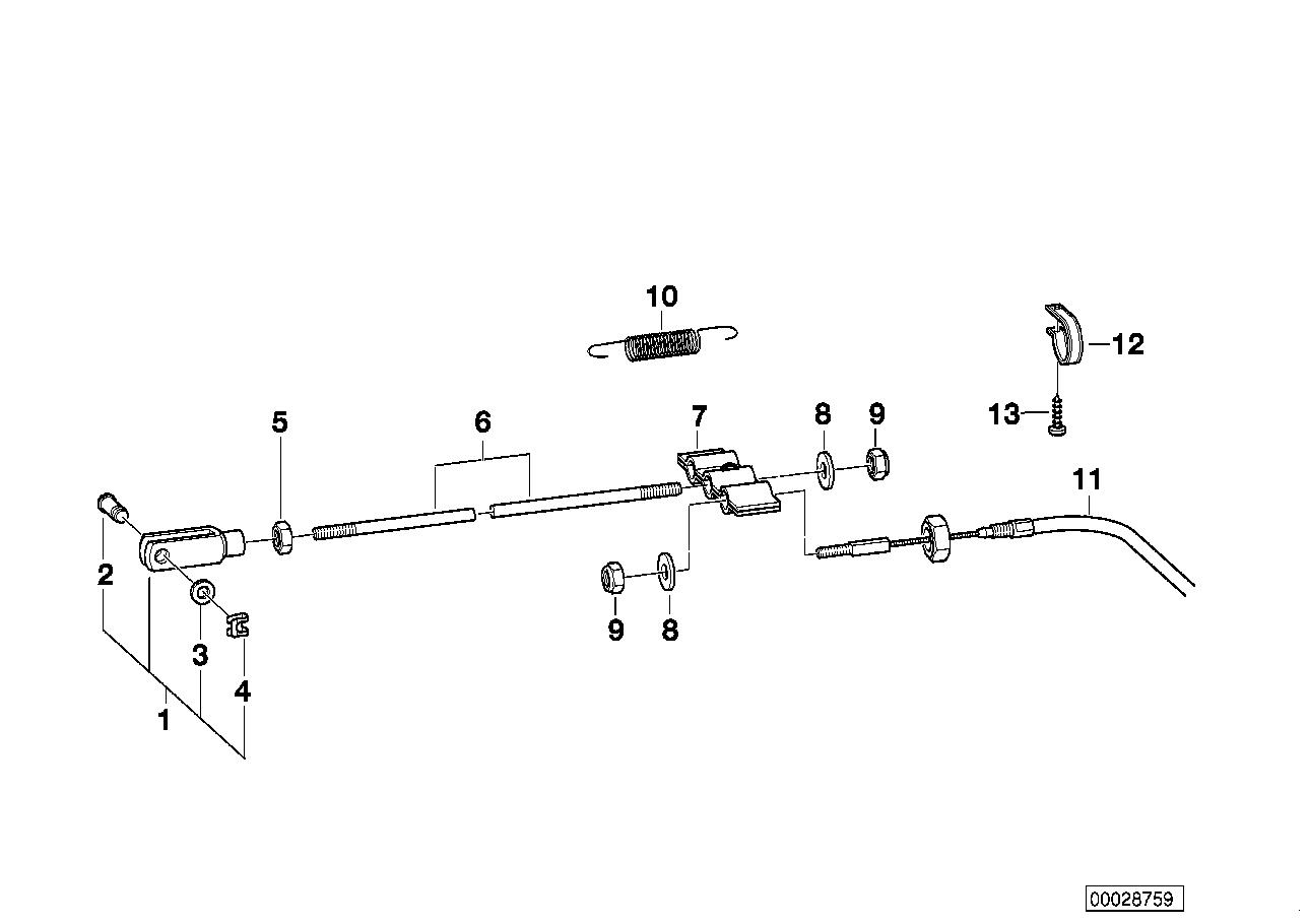 AM33 Trailer, Indiv. Parts, Brake Pull Rods-03_3744