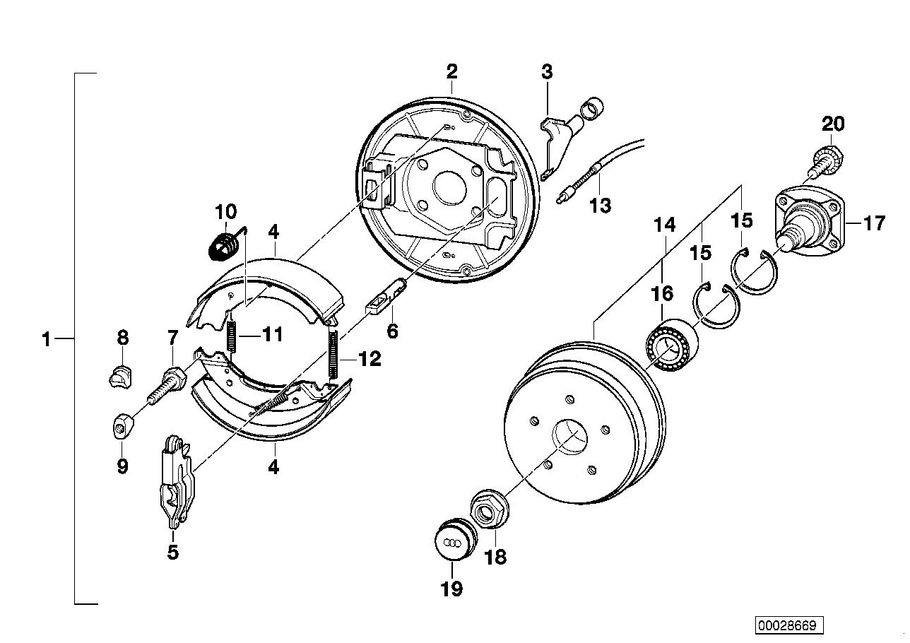 AM33 Trailer, Indiv. Parts, Wheel Brake-03_3754