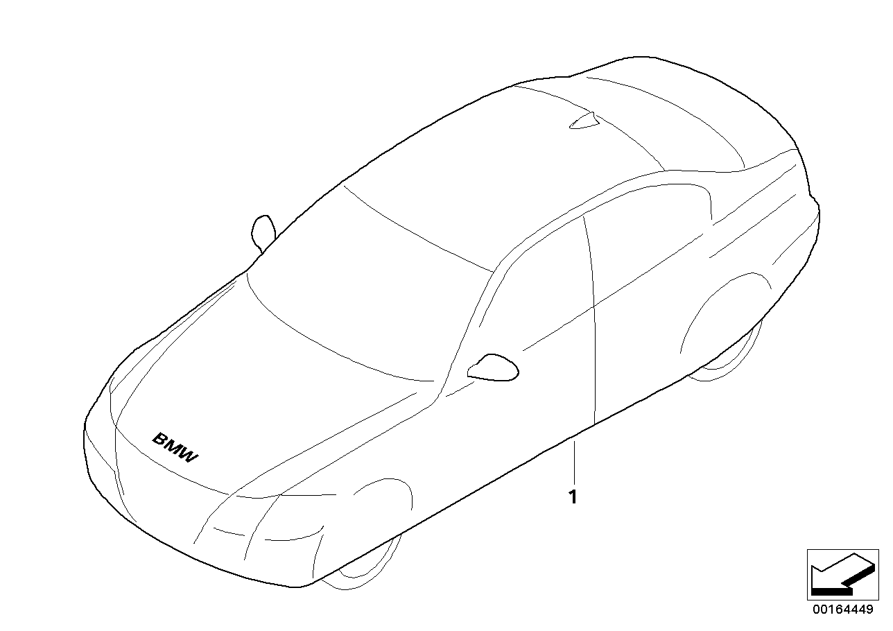 AM33 Form Fit Indoor Car Cover-03_3920