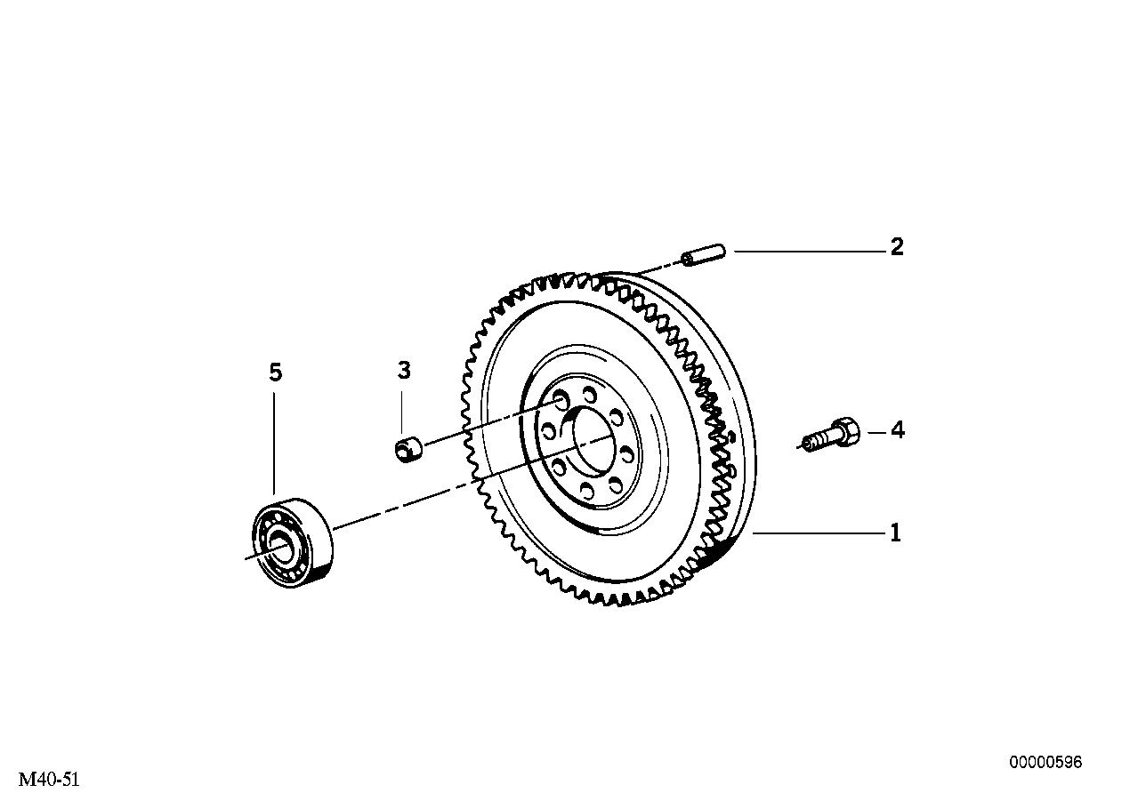 AV13 Flywheel / Twin Mass Flywheel-11_1151