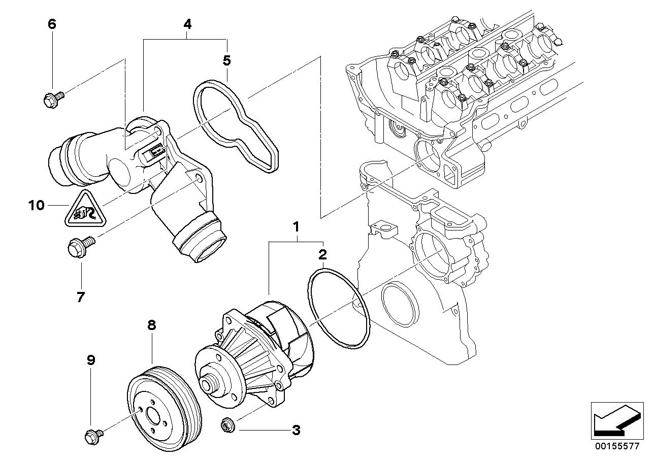 AM33 Waterpump - Thermostat-11_2180