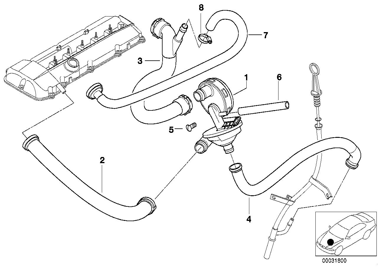 AV13 Crankcase-Ventilation/oil Separator-11_2194