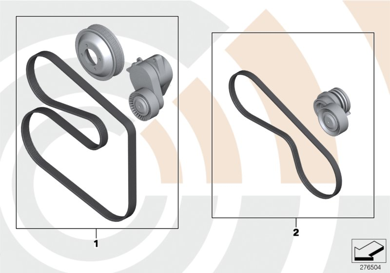 AM33 Service Kit For Belt Drives-11_5094