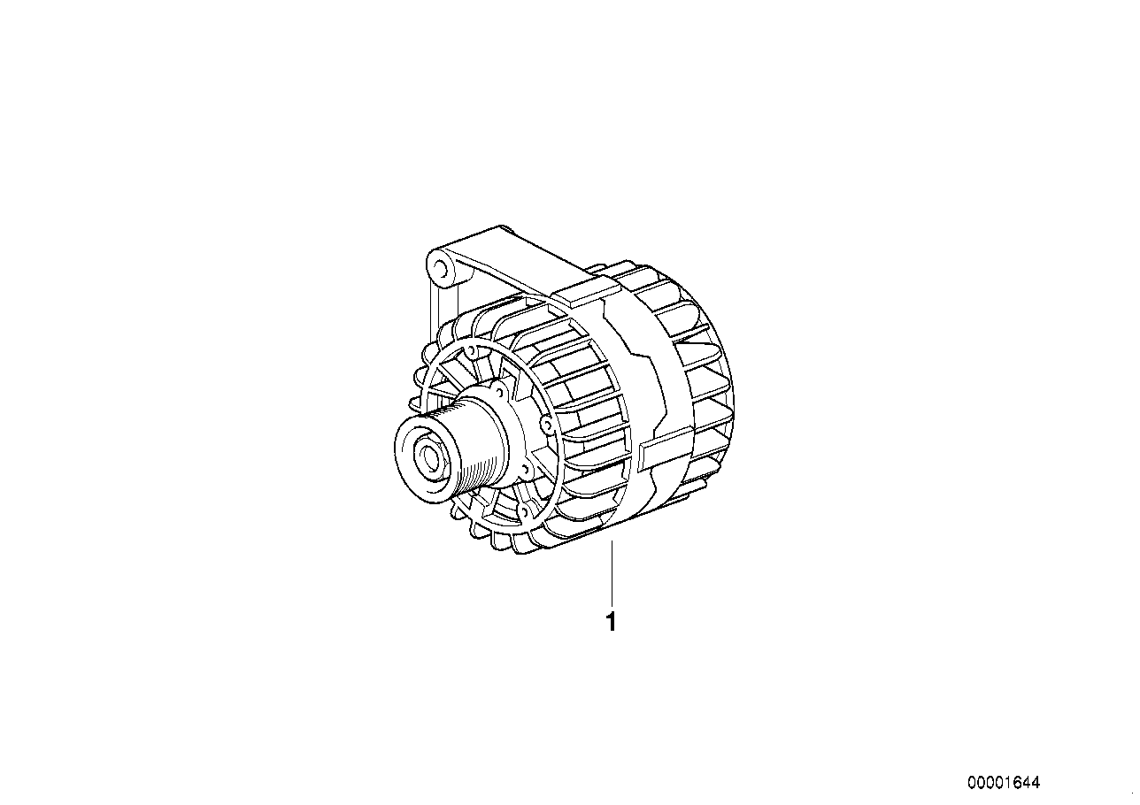 AM33 Compact Alternator-12_0626