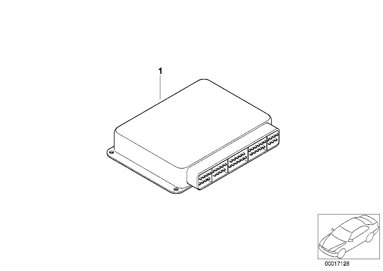 AM33 Basic Cotrol Unit DME-12_0896
