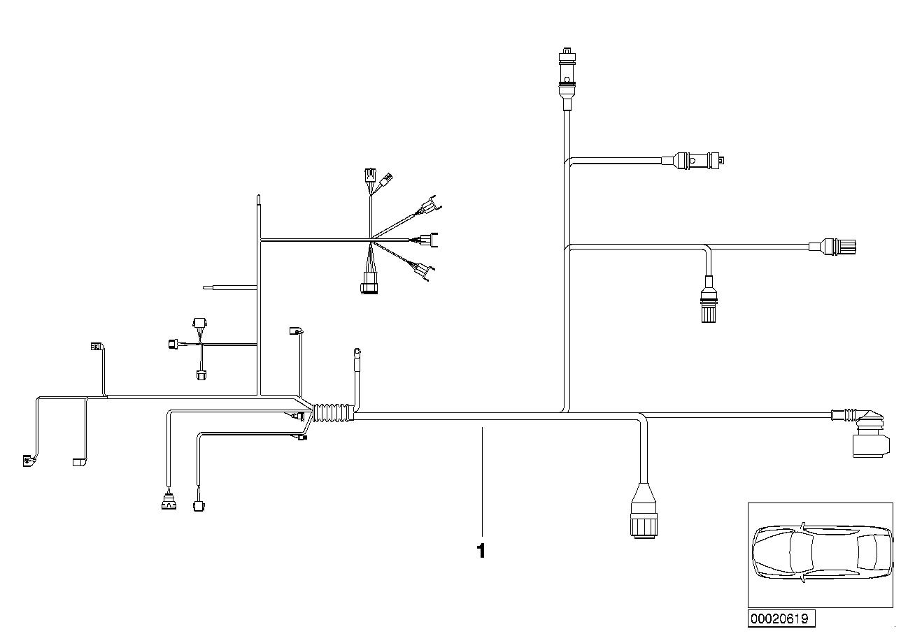 AM33 Wiring Harness, Engine Trans. Module-12_0916