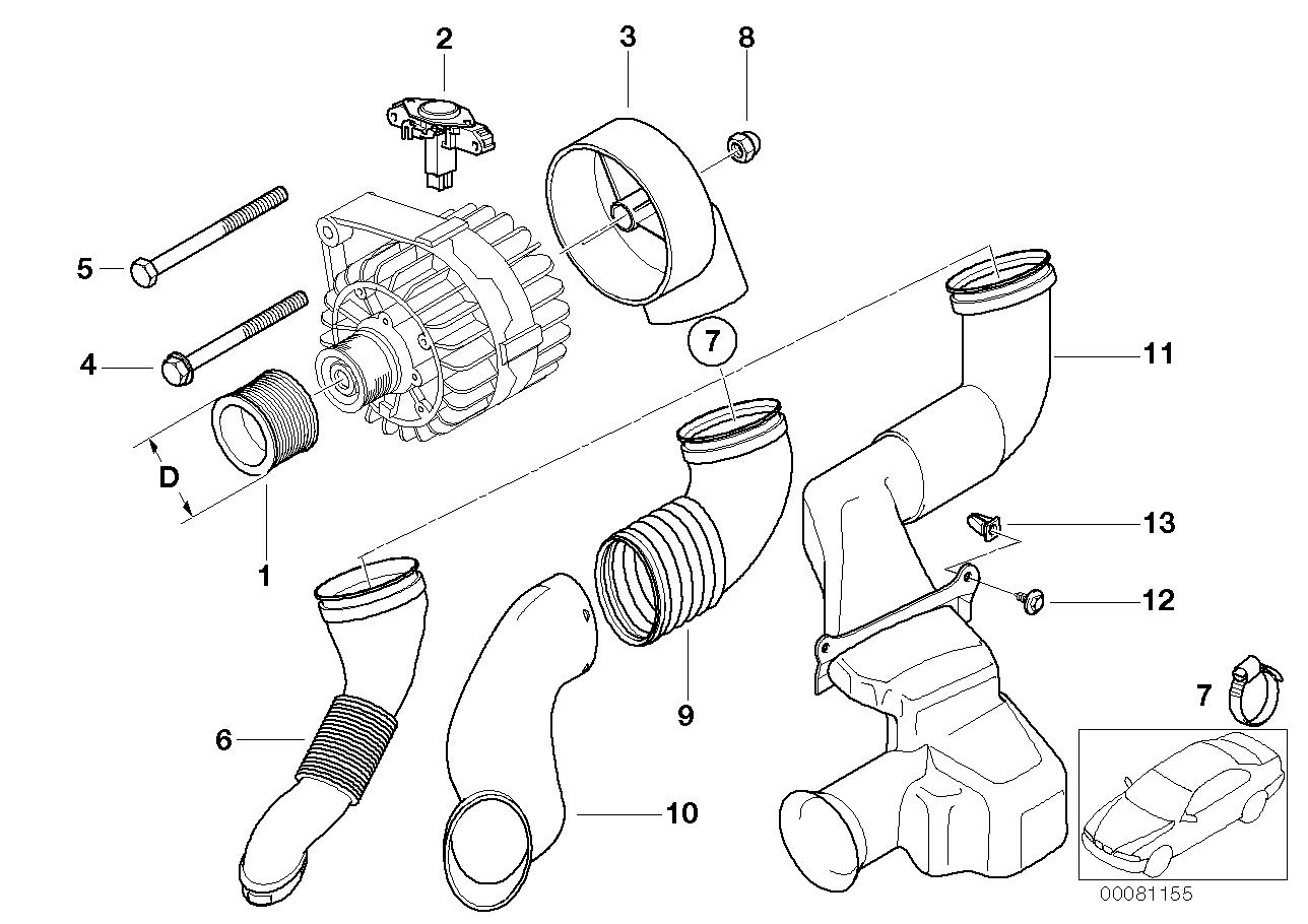 AV13 Alternator Parts 120A/140A Valeo-12_1085