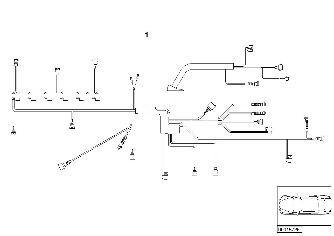 AV13 Engine Wiring Harness, Engine Module-12_1094