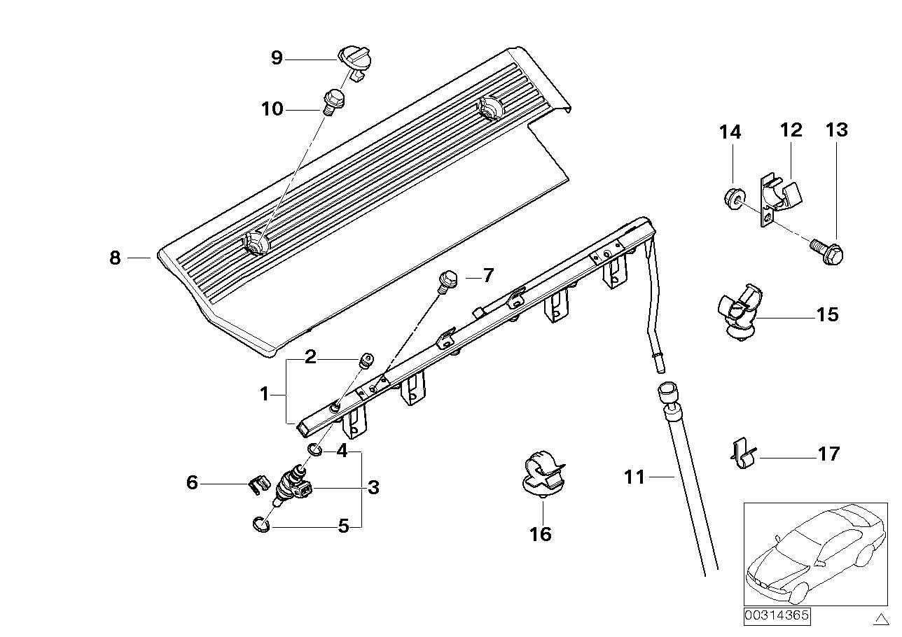 AV13 Valves/Pipes Of Fuel Injection System-13_0900