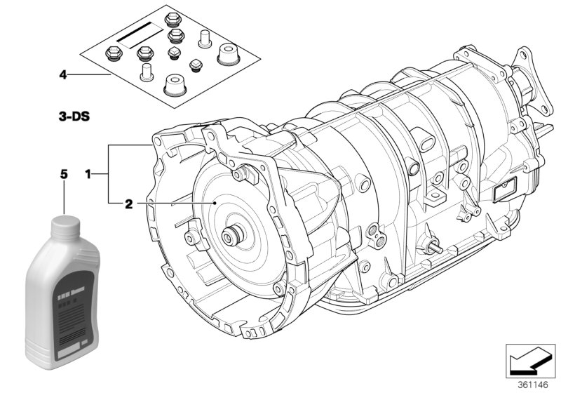AM33 Automatic Transmission A5S360R / A5S390R-24_0830