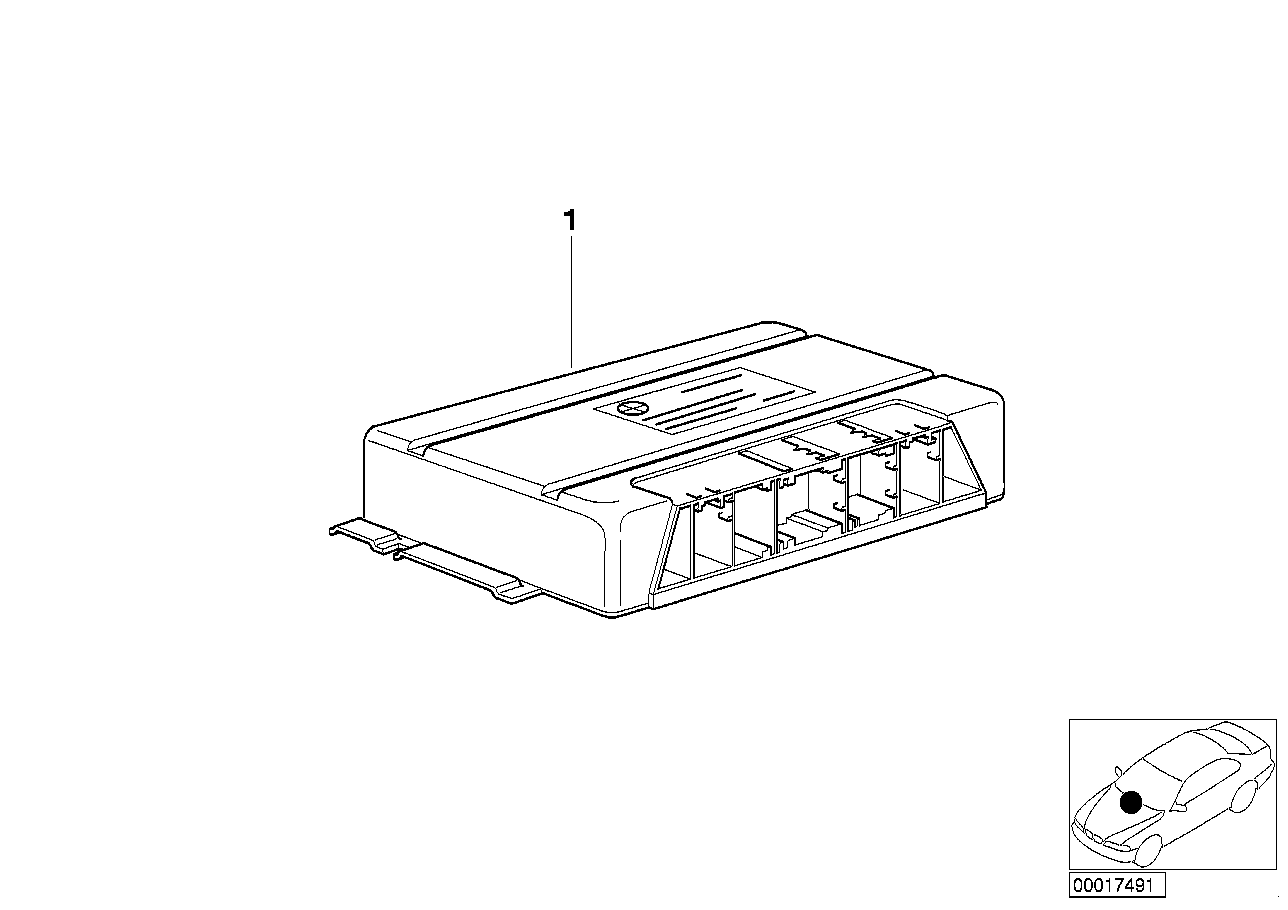 AM33 Control Unit EGS, Programmed-24_0886