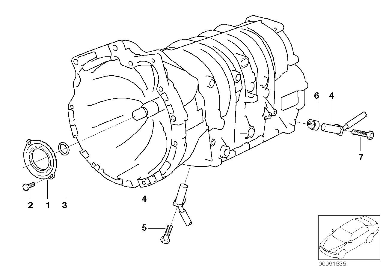 AM33 A5S360R/390R Seals/speed Sensor-24_0997