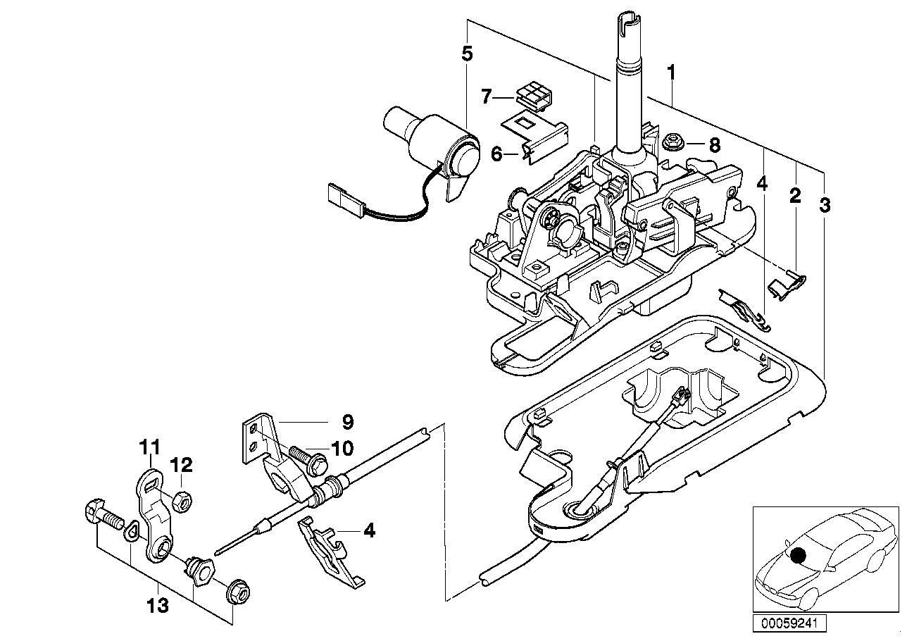 AM33 Autom.transmiss.steptronic Shift Parts-25_0246