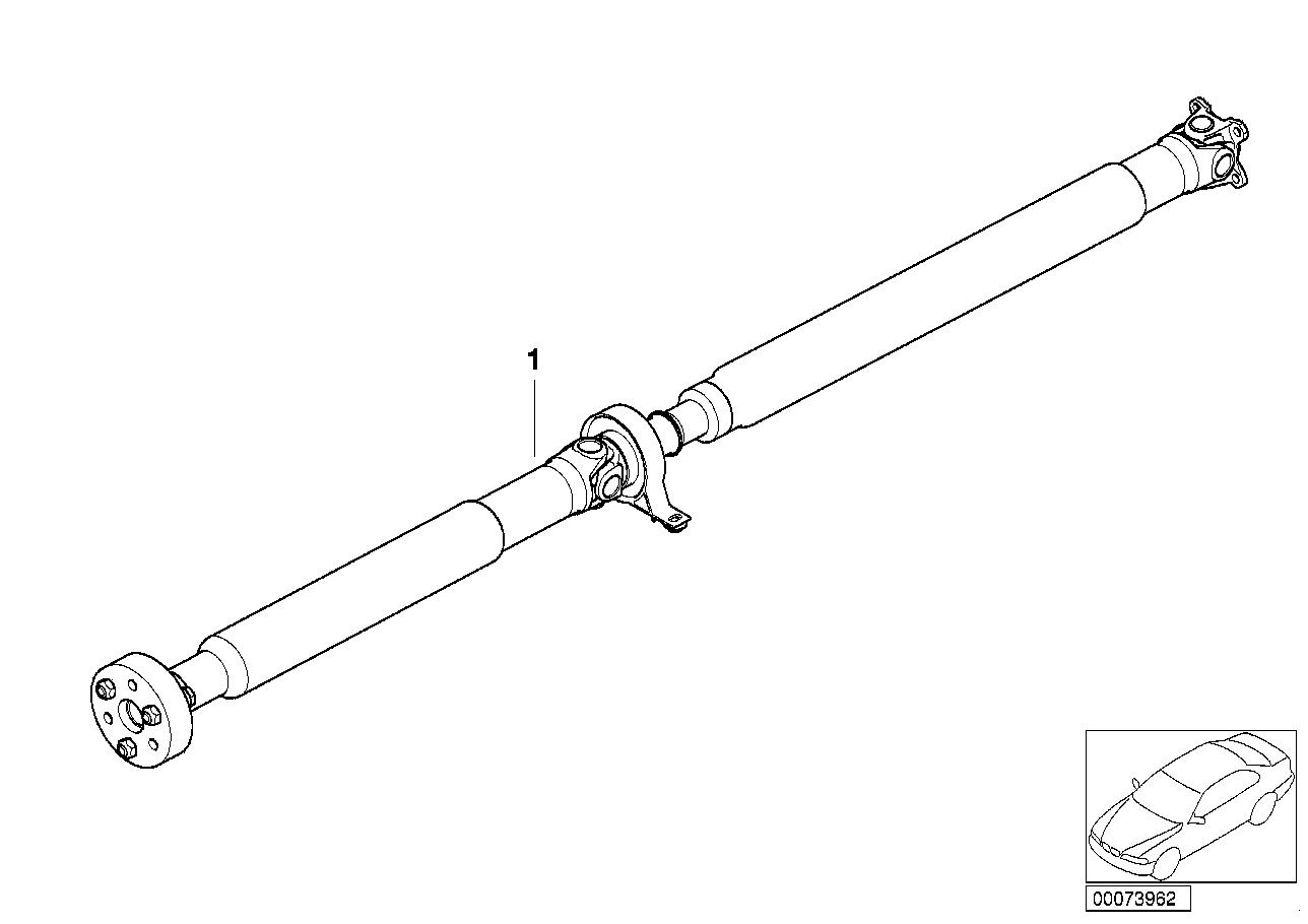 AM33 Drive shaft (swivel joint) 26_0183