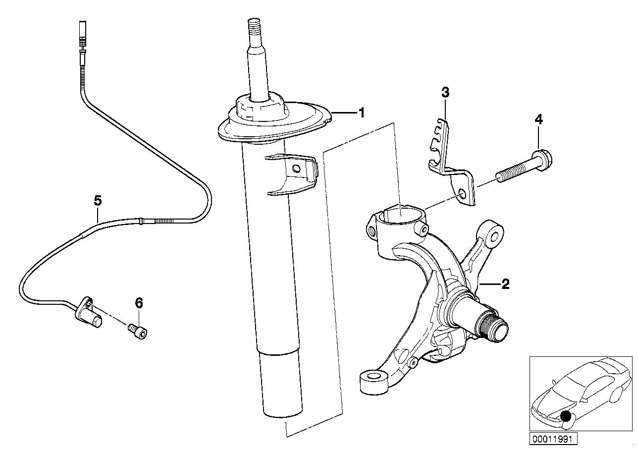 AM33 Front Spring Strut/shock Absorber-31_0407