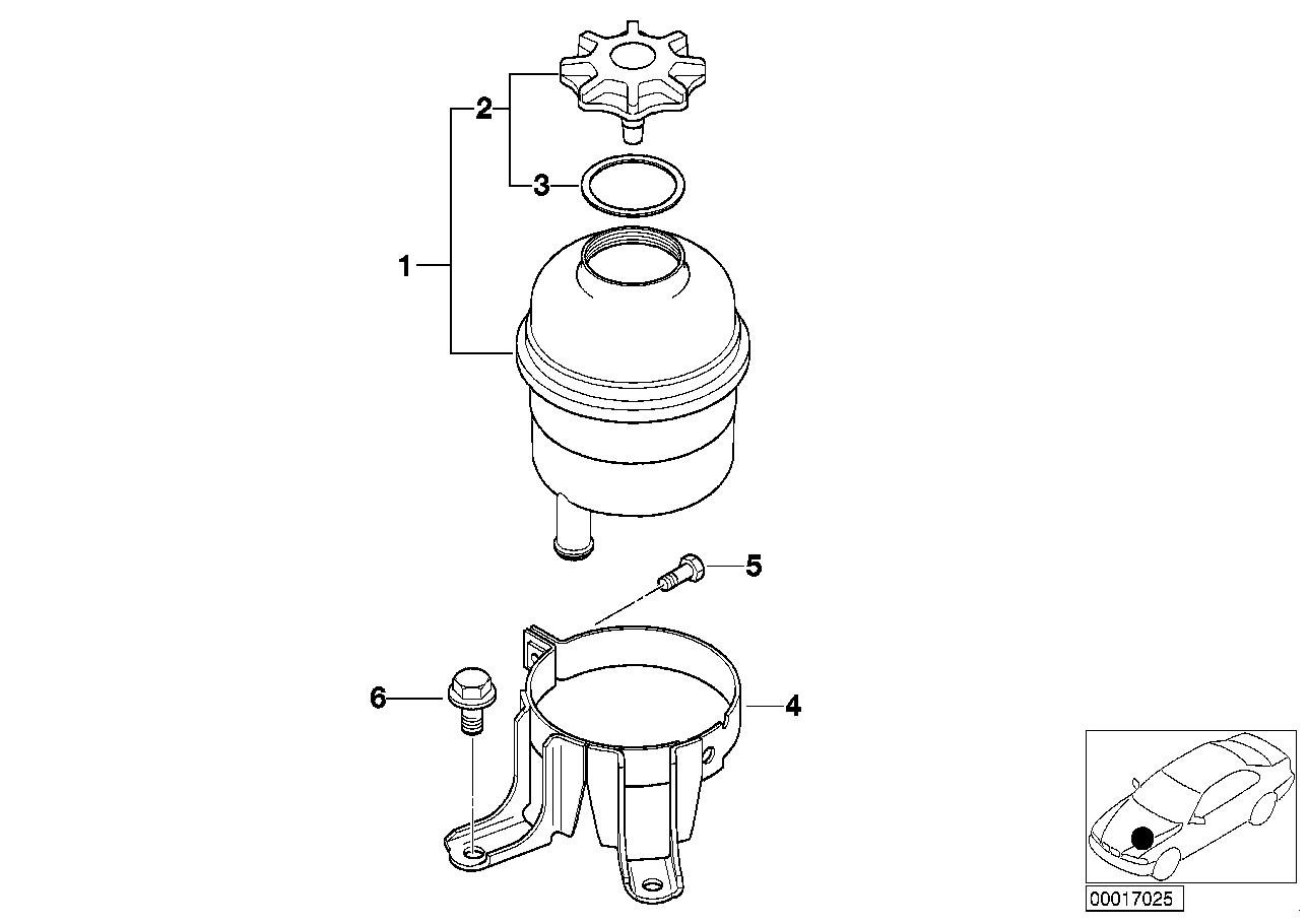 AM33 Oil carrier / Single parts 32_0957