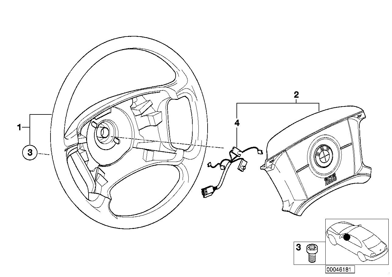 AM33 Steering wheel Airbag-Smart 32_1199