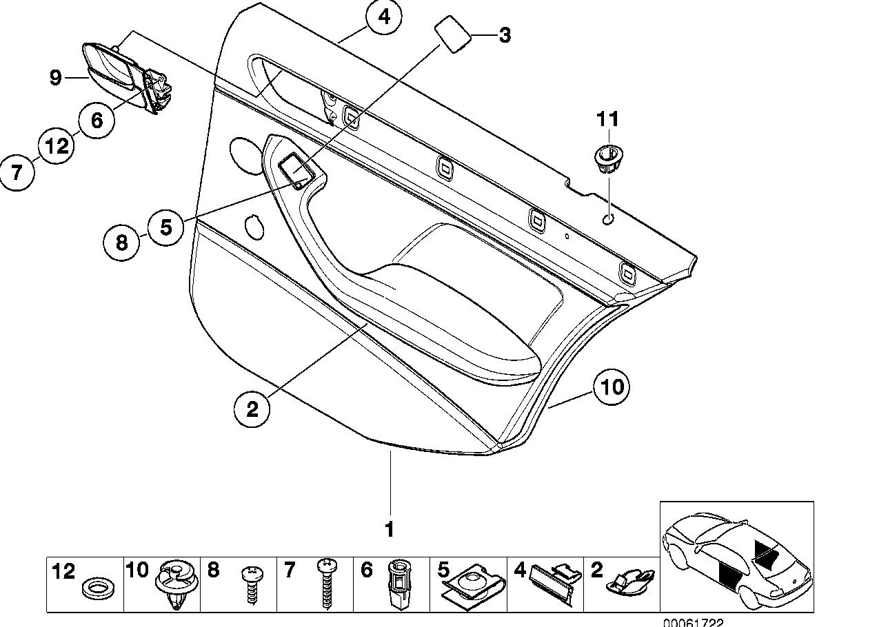 AM33 Door Trim Panel, Rear, Side Airbag-51_3248