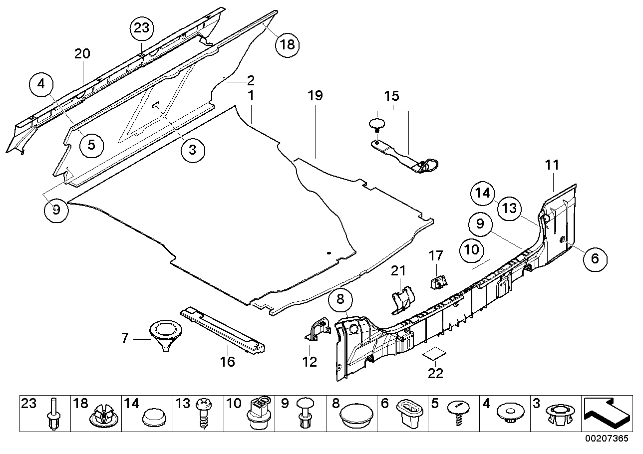 AM33 Trunk Trim Panel-51_3258