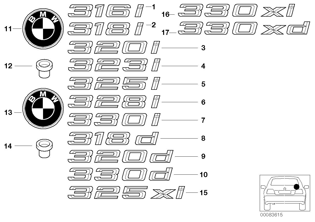 AM33 Emblems / letterings 51_3263