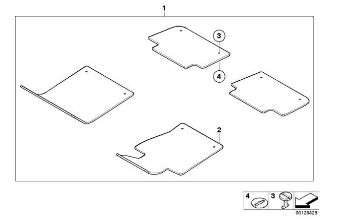 AM33 Floor Mats, Velours-51_4441