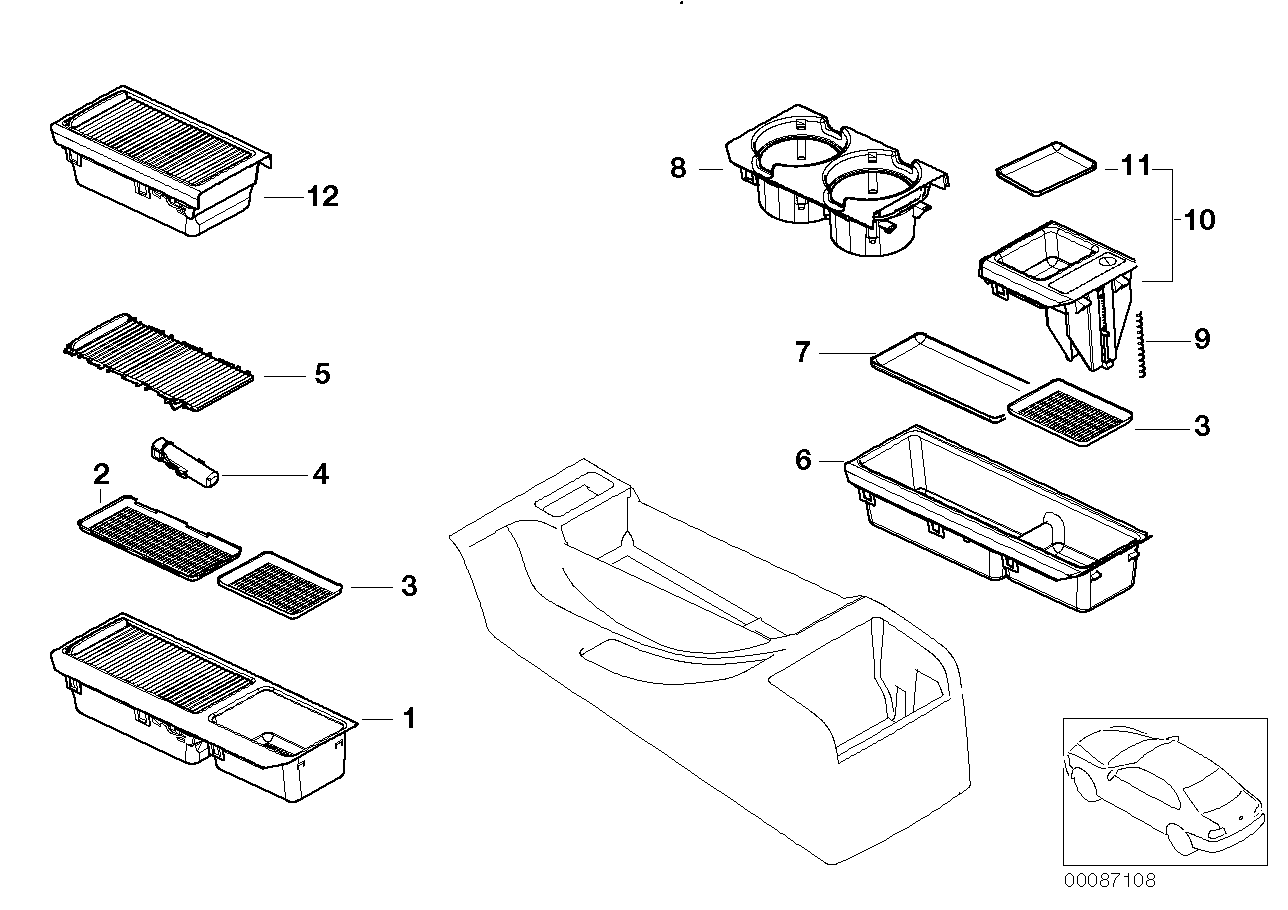 AM33 Storing Partition Mounting Parts-51_4470