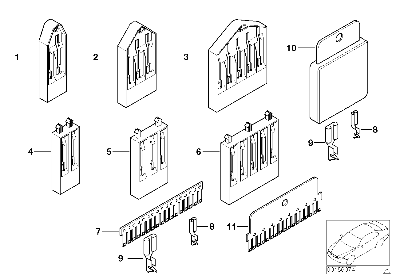AM33 Various Comb-type Connectors-61_1349