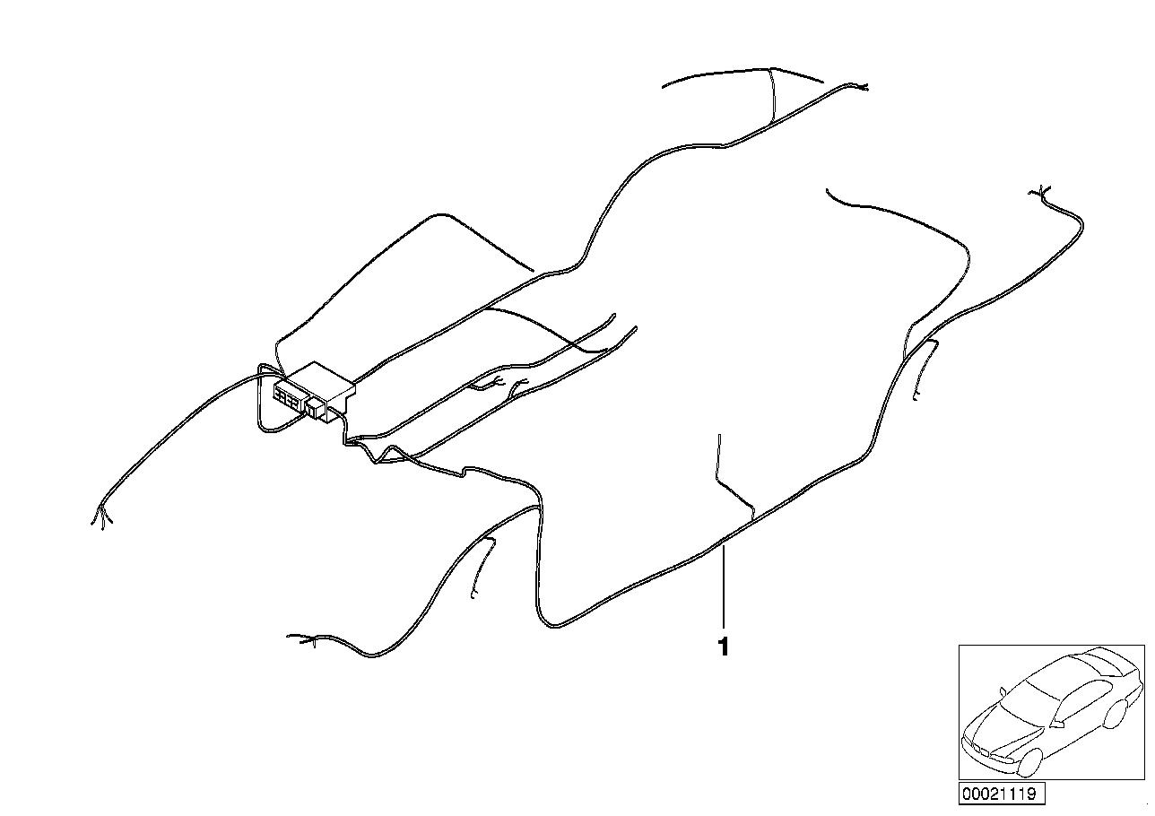AM33 Main Wiring Harness-61_1852