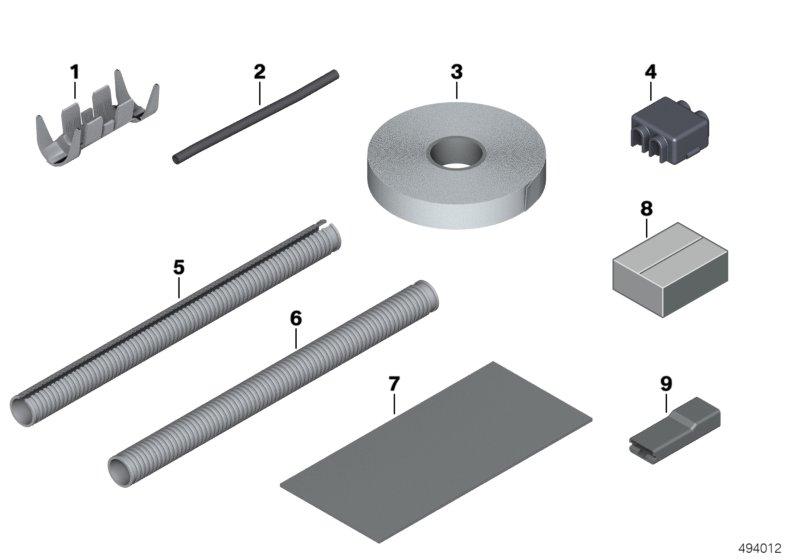 AM33 Various Parts, Wiring Harness Repair-61_2107