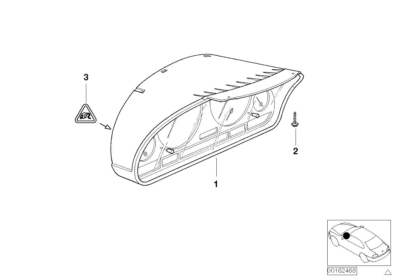 AM33 Instrument Cluster-62_0316