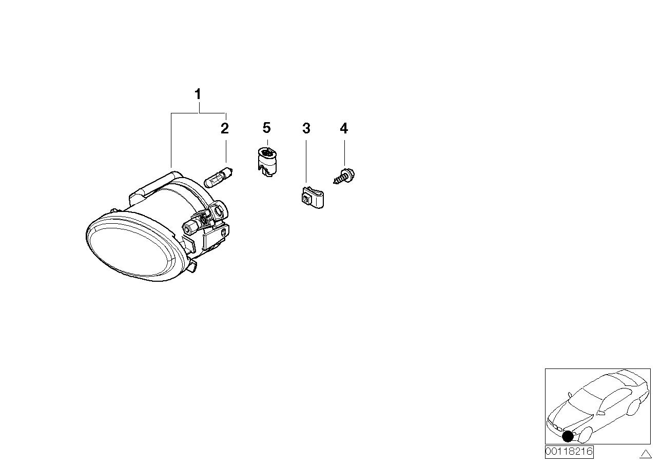 AM33 Fog lamp M-Technik 63_0517