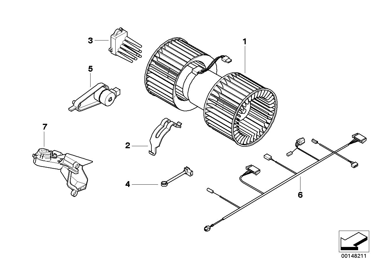 AM33 Electric parts for AC unit 64_0820