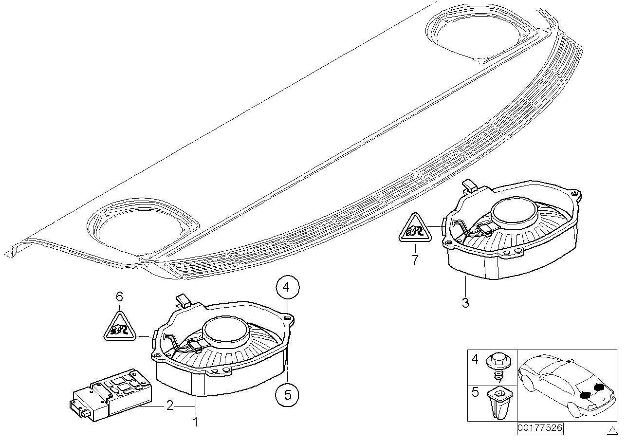 AM33 Subwoofer hifi system Harman Kardon 65_0475