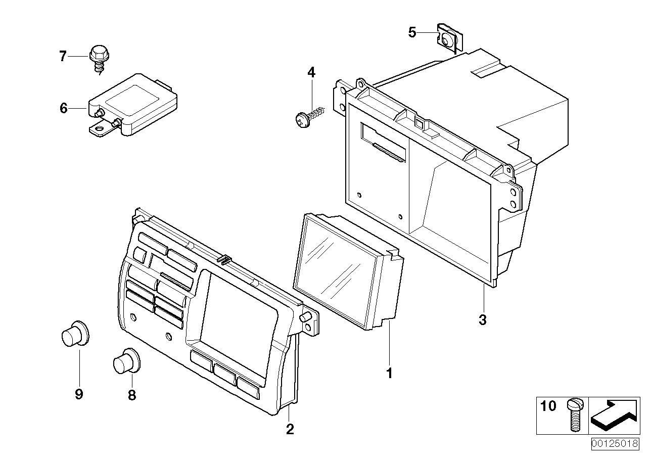AM33 on board monitor / TV amplifier 65_0491