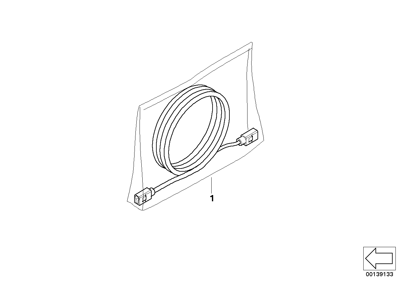 AM33 Antenna line, telephone 65_1506