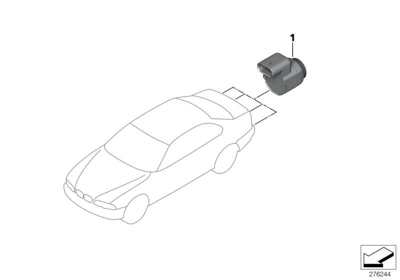 AM33 Ultrasonic sensor 66_0228