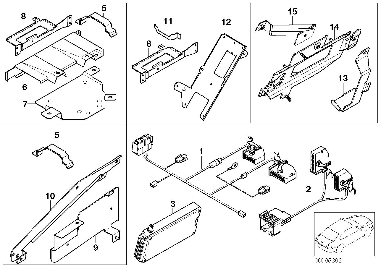 AM33 Single parts f Apollo luggage compartm. 84_0402