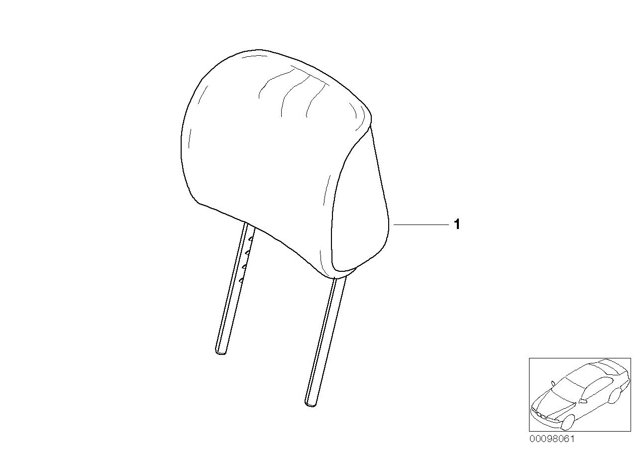 AM33 Indiv. headrest, sports seat, leather 91_0031