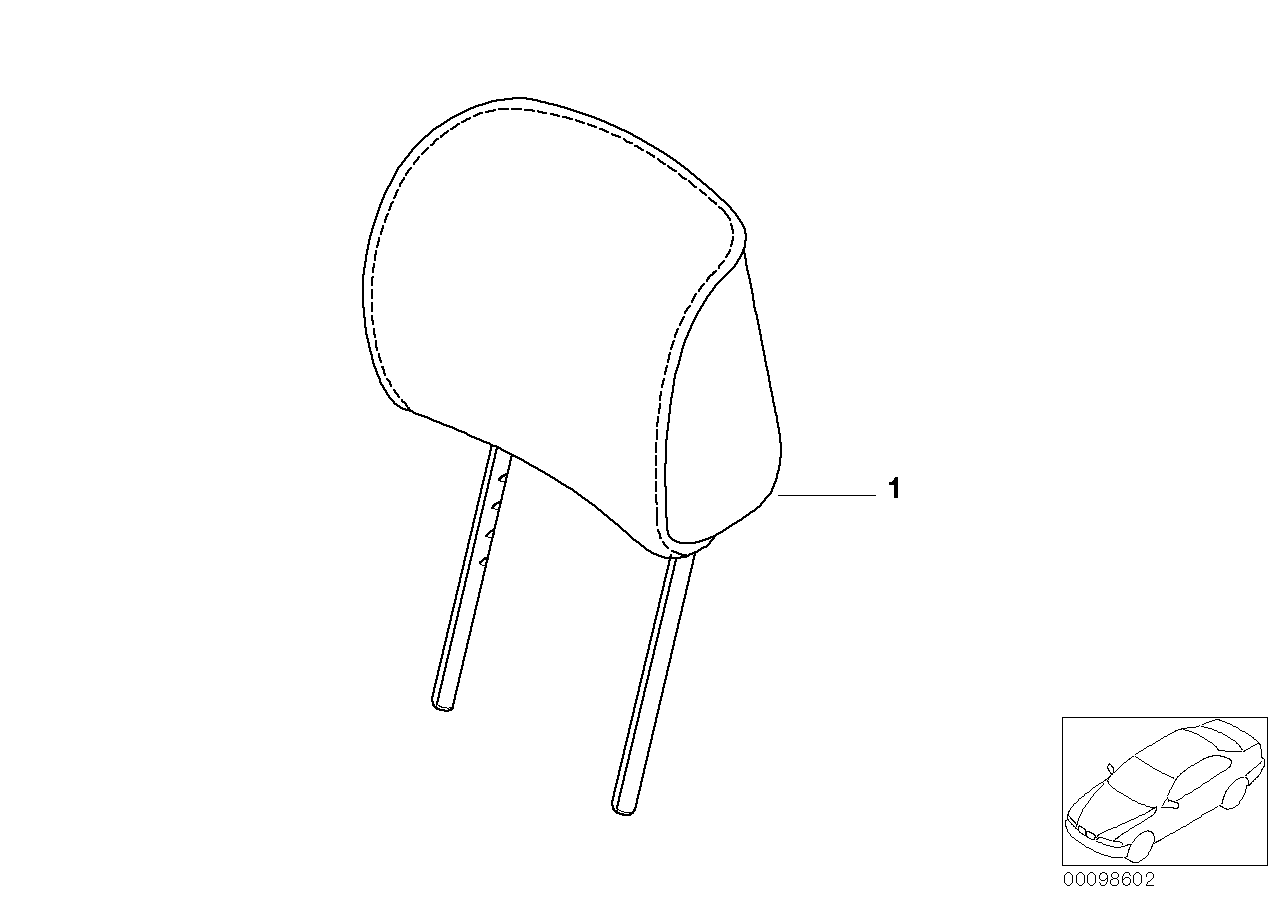 AM33 Indiv. headrest, sports seat, Alcantara 91_0348