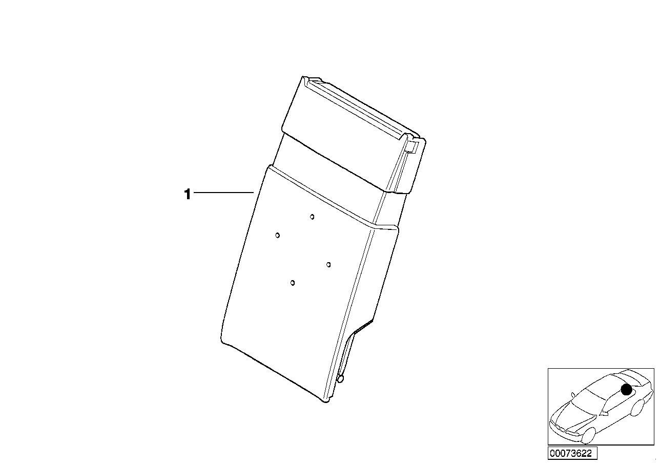 AM33 Individual Multi. armrest, ld-thr., lthr 91_0405